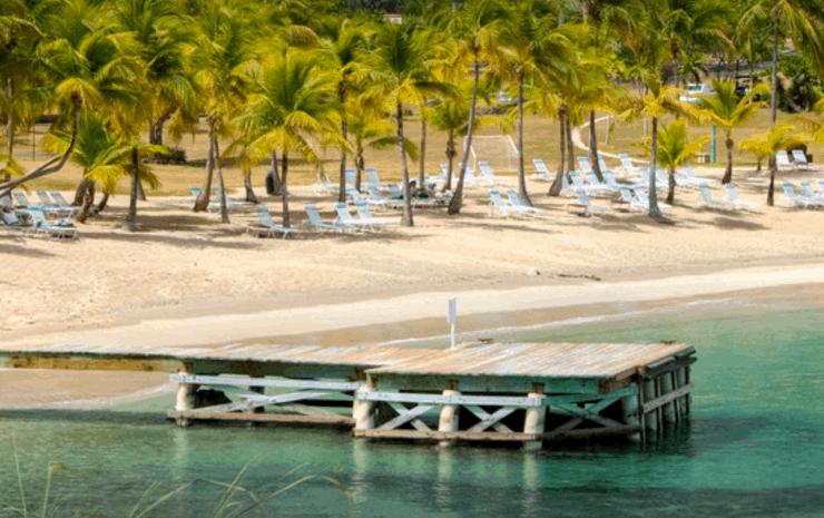 The Buccaneer Resort on St. Croix, USVI. Image courtesy of The Buccaneer (http://www.thebuccaneer.com/)
