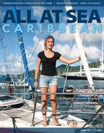 All At Sea - The Caribbean's Waterfront Magazine - March 2012