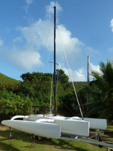 Gold Coast Yachts' new Multihull Mongoose