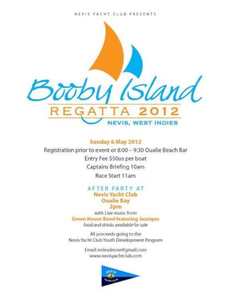 Booby Island Regatta 2012