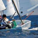 Odile van Aanholt – South American Optimist Girls Champion