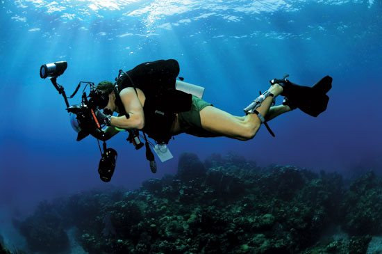 How to Maintain your underwater photo gear.  Salt water is your worst enemy