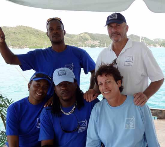 The Green Dragon team put up a good fight, but it was Team Horizon – Jacqui Pascall, Dwayne Haywood, John Pirovano, Earl Alexis and Candelle Thomas – that crossed the finish line first.