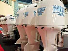 Yamaha Outboard Engines