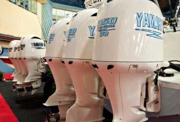 Yamaha Outboard Engines