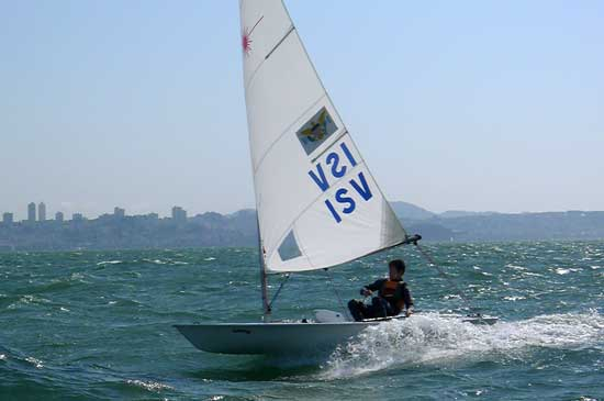 Cy Thompson Sailing
