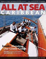 All At Sea - The Caribbean's Waterfront Magazine - July 2012