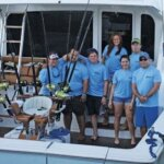 Rhamses Carazo and crew aboard Picara – 3rd Best Boat. Photo courtesy of Rhamses Carazo
