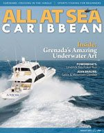 All At Sea - The Caribbean's Waterfront Magazine - August 2012
