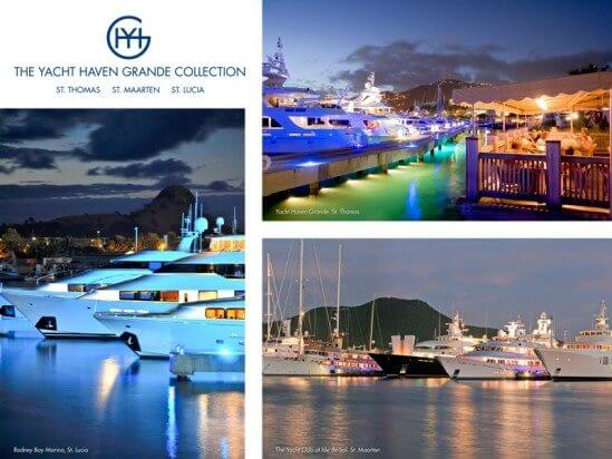 The Yacht Haven Grande Collection of Marinas receives the Clean Marina Award