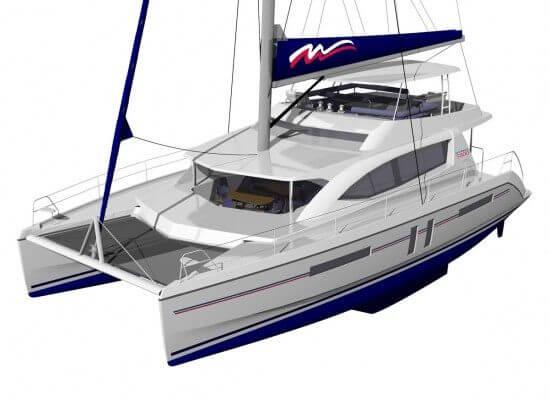 The Moorings Debuts Flagship Catamaran for Premium Crewed Yacht Sailing Vacations