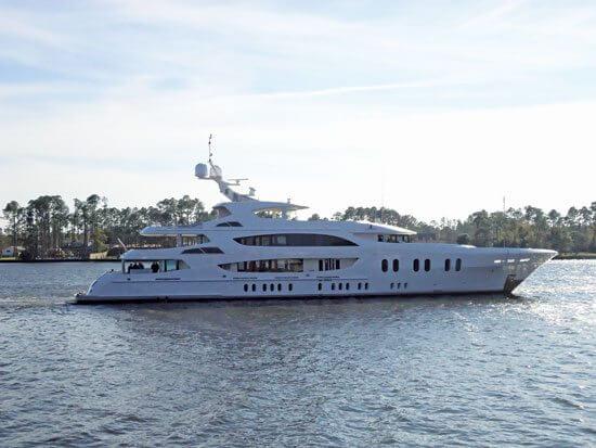 Trinity Yachts' Lady Linda