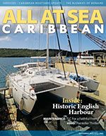 All At Sea - The Caribbean's Waterfront Magazine - September 2012