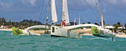 Sint Maarten – St. Martin Multihull Regatta. Photo: OceanMedia
