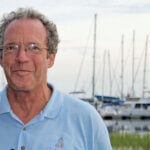 St Barts Yachts' Chuck Laughlin is still smiling after 25 years as a Beneteau dealer. Photo by Priscilla Parker
