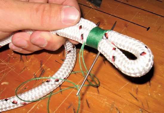 How to whip a Rope