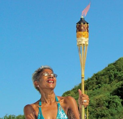 The Grenada Oh-lim-pix flame