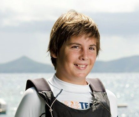 Junior Sailor Profile: The BVI's Sam Morrell