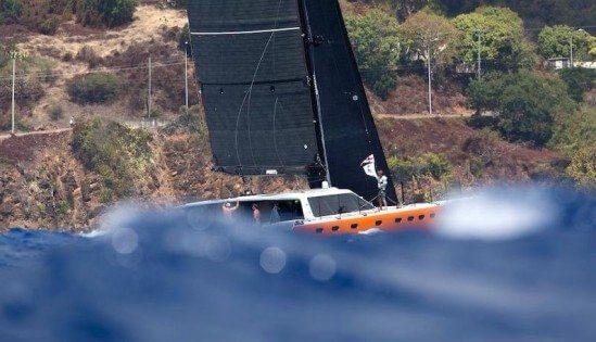 Phaedo, Gunboat 66, Lloyd Thornburg - Credit: Ocean Images/Team Phaedo