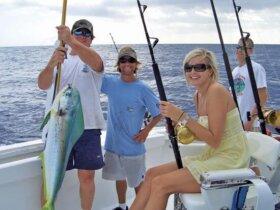 Fishing on Aggressor