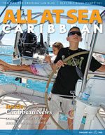 All At Sea - The Caribbean's Waterfront Magazine - February 2013