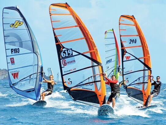 The second annual Saint Barth Fun Cup was held the first weekend in February 2013. Photo: Rosemond Gréaux