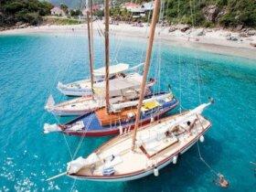 West Indies Regatta where tradition rules. Photo courtesy of West Indies Regatta