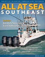 All At Sea - The Caribbean's Waterfront Magazine - March 2013