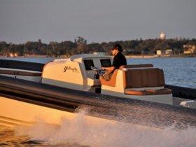 Yellowfin Yacht Tender