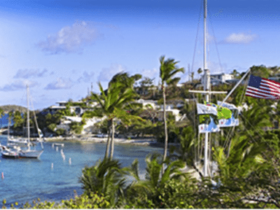 St. Thomas Yacht Club - Photo by Rolex/Ingrid Abery
