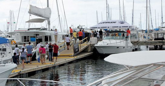 Caribbean International Boat Show