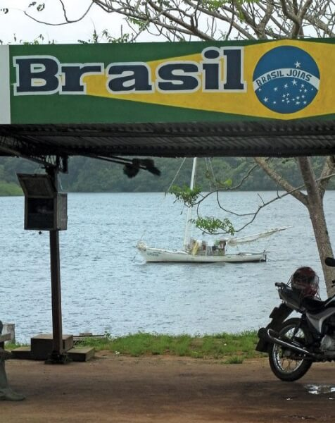 Oasis in Brazil