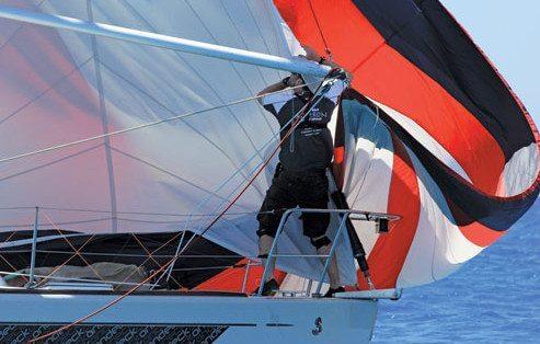 Sint Maarten Gill Commodores Cup - Blowing away the cobwebs. Photos: OceanMedia