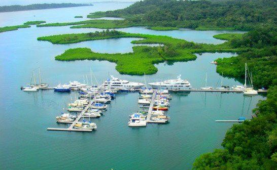 Red Frog Marina - Bocas del Toro, Panama