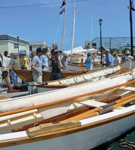 Buying a Boat - What Kind of Boat do you Want? Wooden boats appeal to traditionalists, but require more maintenance. Photos by jo Lucey
