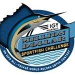 Logo for the Million Dollar Sportfish Challenge