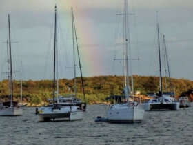 Cat or Monohull – which is the better boat?