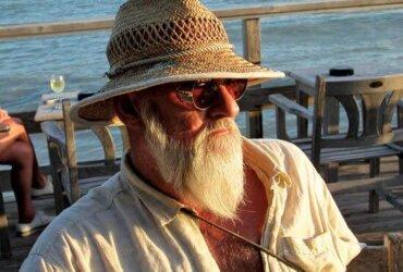 David Wegman in Key West
