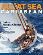 All At Sea - The Caribbean's Waterfront Magazine - June 2013