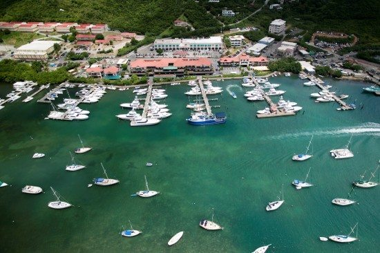 American Yacht Harbor - St Thomas US Virgin Islands