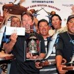 The winning team – Uno Mas. Photo: Richard Gibson