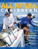 All At Sea - The Caribbean's Waterfront Magazine - July 2013