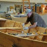 Teaching Future Boatbuilders