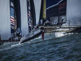 Credit: Balazs Gardi for Red Bull Sailing Newsroom
