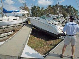 Hurricane Damage