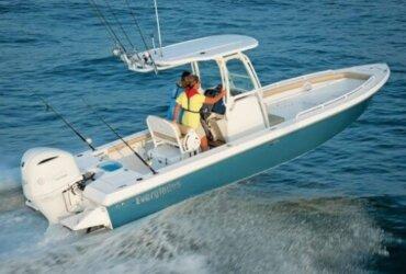Photo courtesy of Everglades Boats