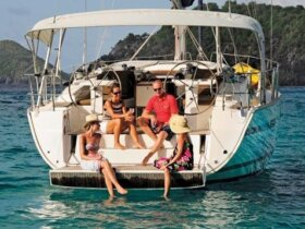 Picture courtesy of Horizon Yacht Charters www.horizonyachtcharters.com