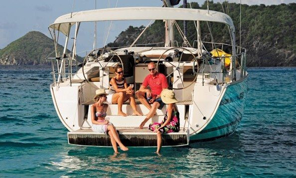 Picture courtesy of Horizon Yacht Charters www.horizonyachtcharters.com