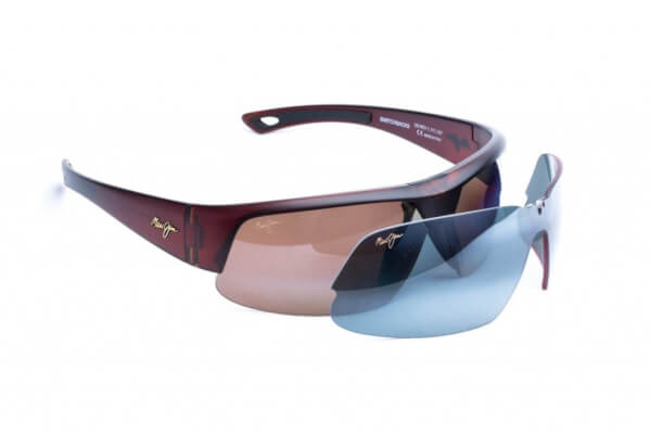 Maui Jim will launch a completely new frame technology that allows sunglass wearers to switch out their lenses for various light conditions during outdoor activities.