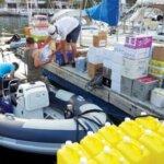Photo courtesy of Jane Harrison at Megayacht Service, St. Maarten